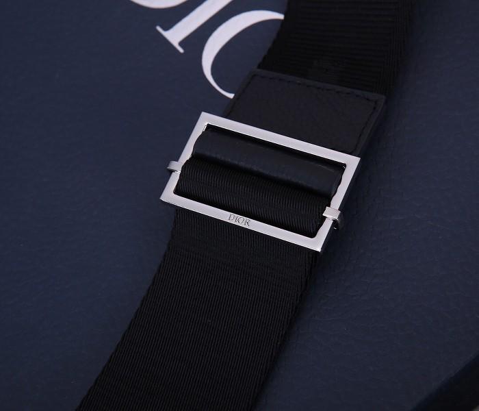 Túi xách Dior Saddle Bag siêu cấp chất liệu vải casvan màu 3 size 24cm