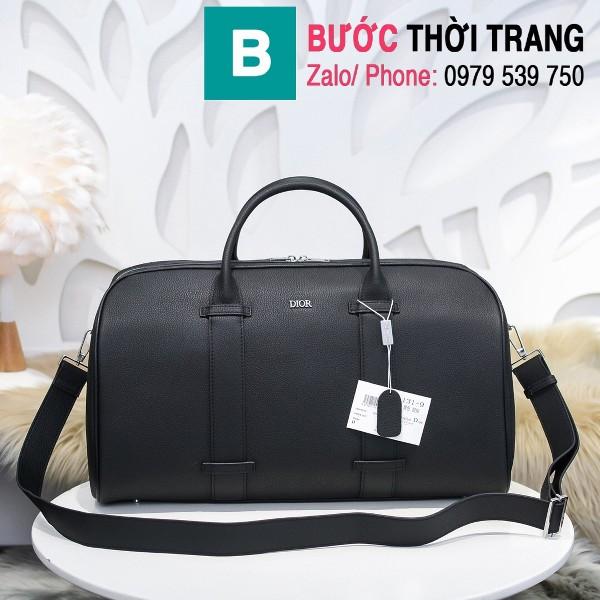 Túi xách Dior Oblique Bag siêu cấp cỡ lớn da bê màu 3 size 48cm