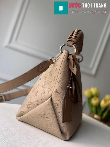 Túi xách LV Louis Vuitton Beaubourg Hobo siêu cấp màu da size 32 cm - M56084