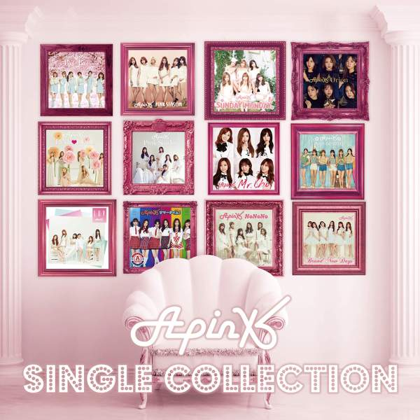 Download [Album] Apink – Apink Single Collection [Japanese]