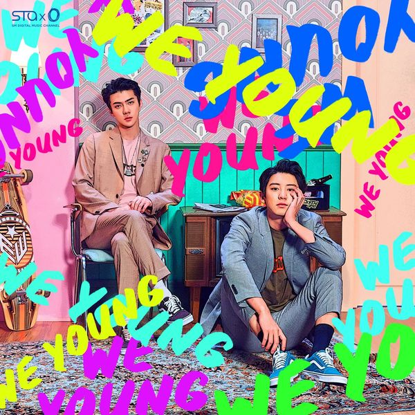 Download CHANYEOL, SEHUN (EXO) - We Young Mp3