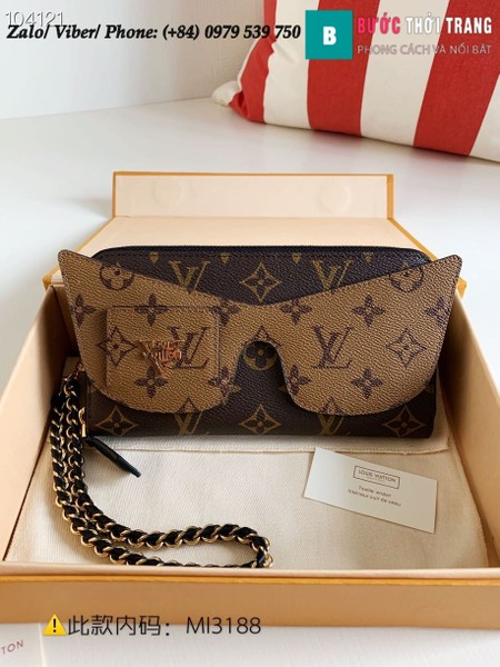 Túi Louis Vuitton Zippy Wallet Shades Monogram Canvas - LV M68796