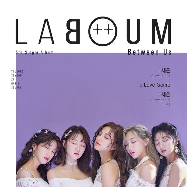 Download LABOUM - Love Game Mp3