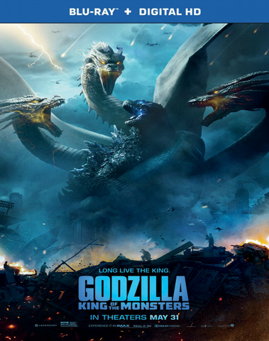 Godzilla: King of the Monsters (2019) [REMUX] *1080p BluRay