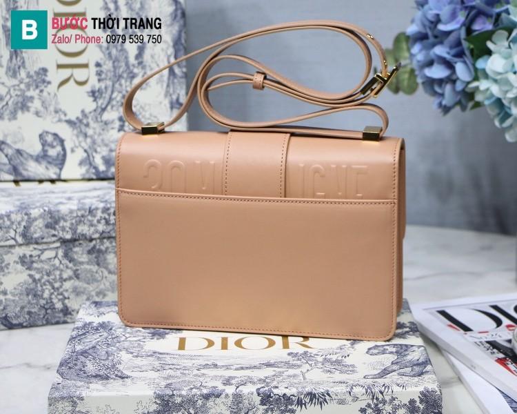 Túi xách Dior 30 Montaigne siêu cấp da bê màu da size 24 cm
