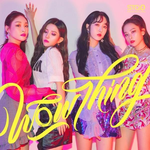 Download SEULGI, SinB, Chung Ha, Soyeon - Wow Thing Mp3