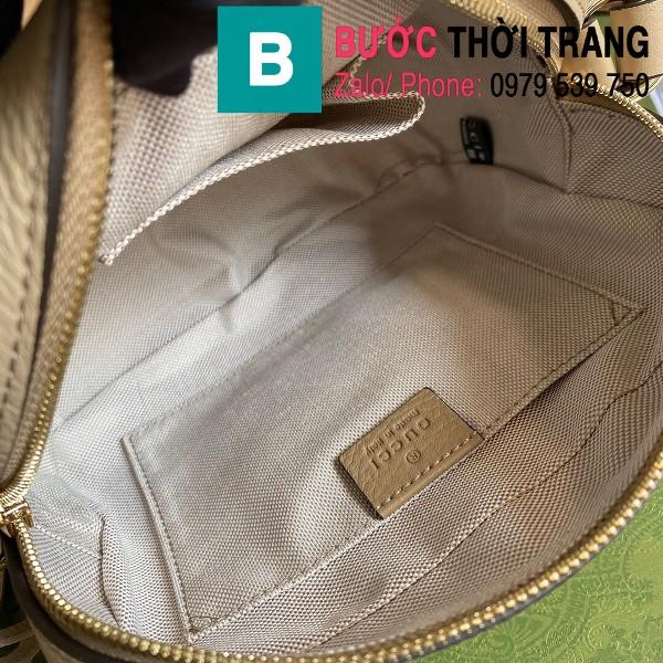 Túi xách Gucci Soho Small Leather Disco bag siêu cấp da bê màu trắng size 22cm - 308364