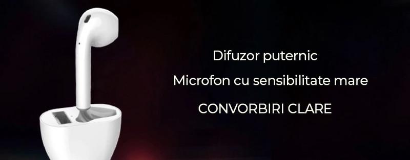 Difuzor si microfon puternice