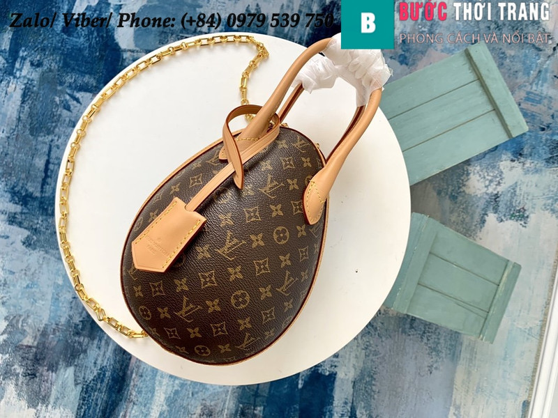 Túi Louis Vuitton LV Egg Bag - LV M44587