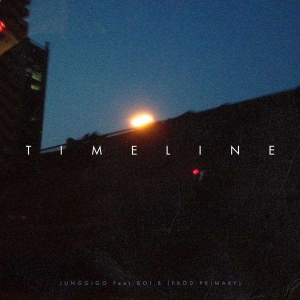 Download JUNGGIGO - Timeline (Feat. BOI.B) (PROD. PRIMARY) Mp3