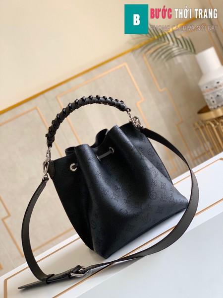 Túi xách LV Louis Vuitton Muria siêu cấp màu đen size 25 cm - M55800