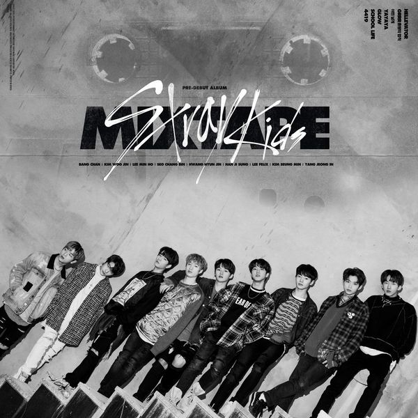 Download [Full Album] Stray Kids - Mixtape - Pre-Debut - EP Mp3 Album Cover