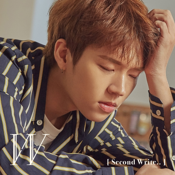Download WOO HYUN (INFINITE) - SECOND WRITE Mp3