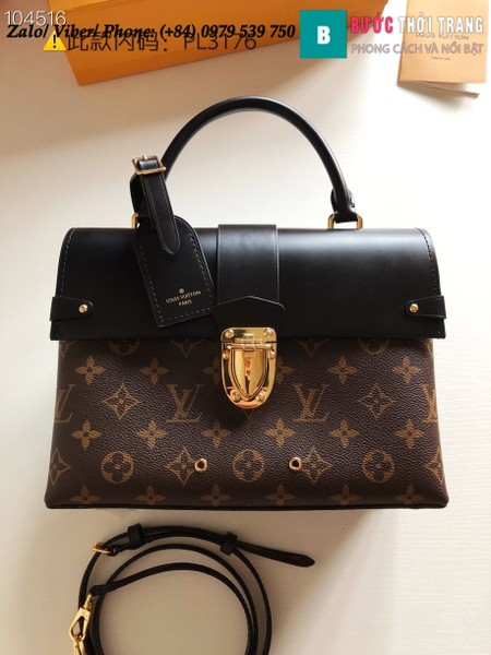 Túi Louis Vuitton Monogram Canvas One Handle Flap - LV43125