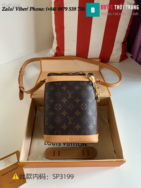 Túi Louis Vuitton Milk Box Monogram Other Canvas - LV M44877