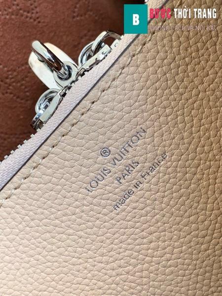 Túi xách LV Louis Vuitton Muria siêu cấp màu da size 25 cm - M55801