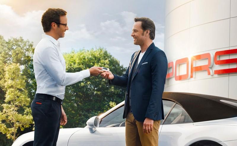 Porsche Sales Consultant