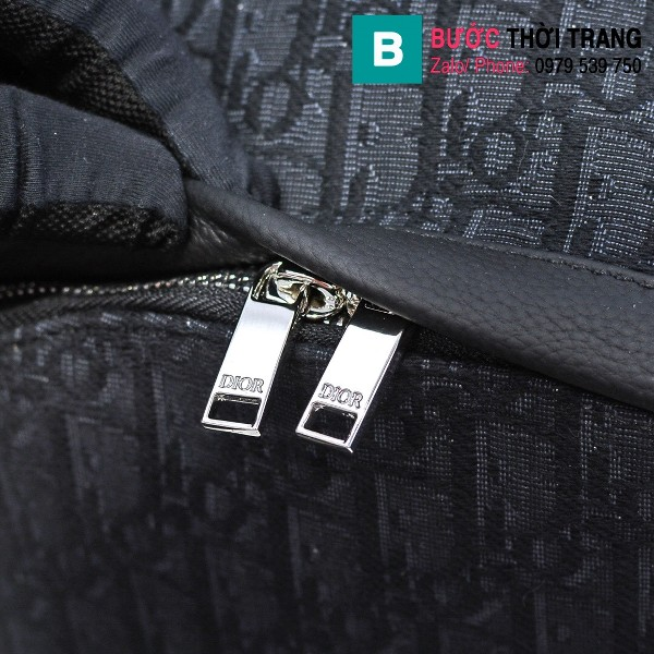 Túi ba lô Dior Homme Oblique siêu cấp vải casvan màu 7 size 30cm