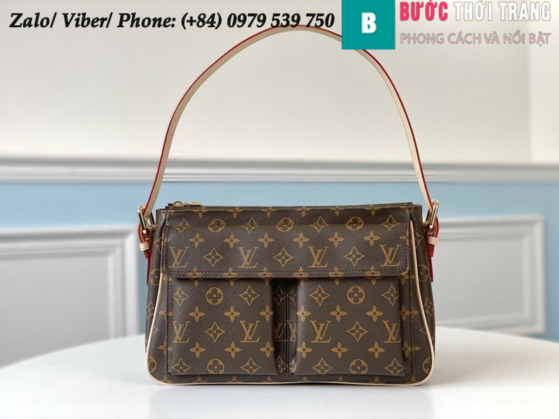 Túi Louis Vuitton Tribeca Long - LV M51160