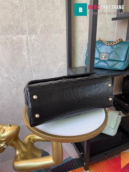 Túi xách Chanel Coco siêu cấp màu đen size 29 cm - A92992