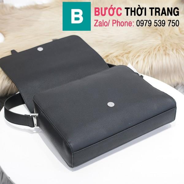 Túi xách Dior Oblique Bag siêu cấp cỡ lớn da bê màu 3 size 33cm