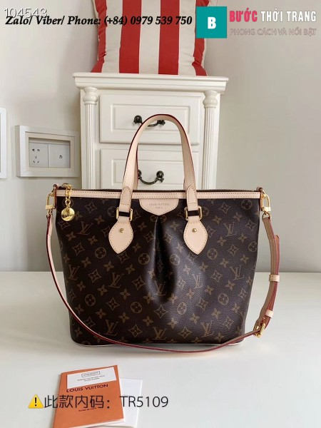 Túi Louis Vuitton Handbag Palermo PM Monogram - LV M40145