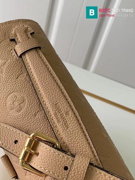 Túi Louis Vuitton Pochette Mettis siêu cấp màu trắng size 25 cm - M41487