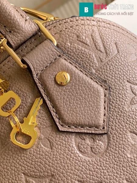 Túi xách LV Louis Vuitton Neo Alma BB siêu cấp màu galet size 25 cm - M44829