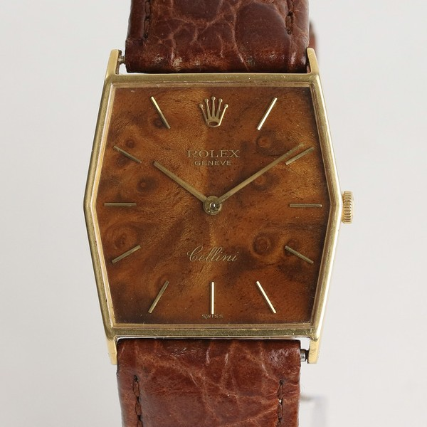 Details about Rolex Cellini Vintage 1980s Gents 18K Yellow Gold Manual Wind  Watch