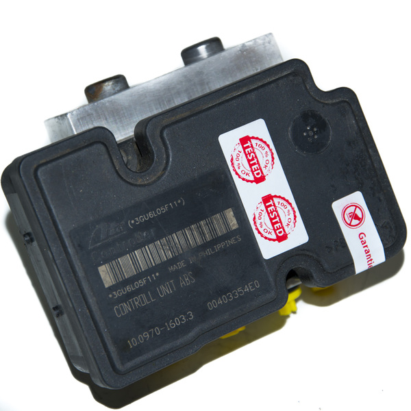 ABS Steuergerät Hydraulikblock 51773386 10.0207-0069.4 10.0970-1602.3 FIAT DOBLO