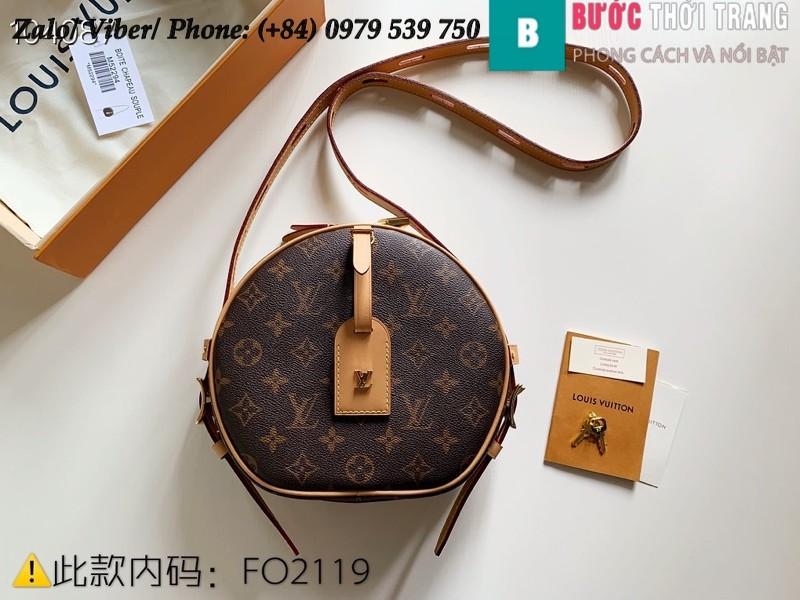 Túi Louis Vuitton Boite Chapeau Souple - LV M5294