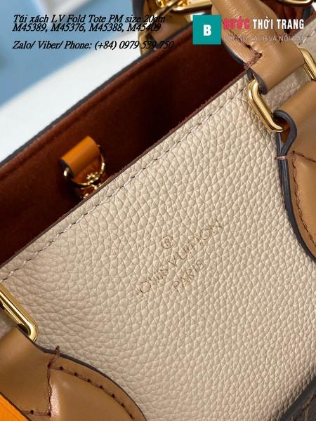 Túi Louis Vuitton LV Fold Tote PM siêu cấp