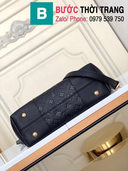 Túi xách LV Louis Vuitton Melie siêu cấp da bò màu đen size 31cm - M44014