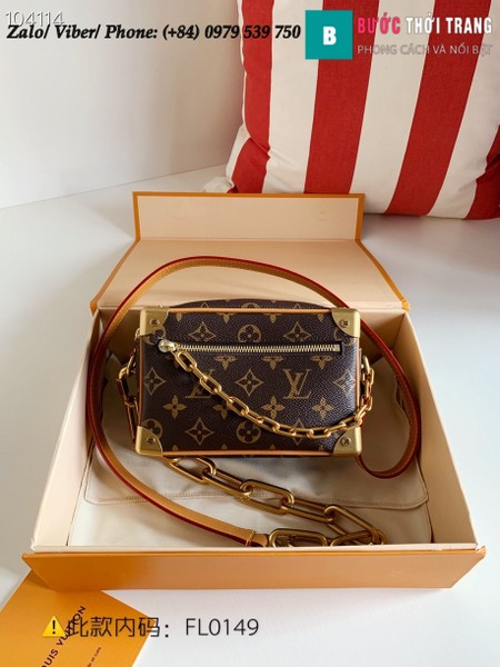 Túi Louis Vuitton Mini Soft Trunk Monogram - M68906