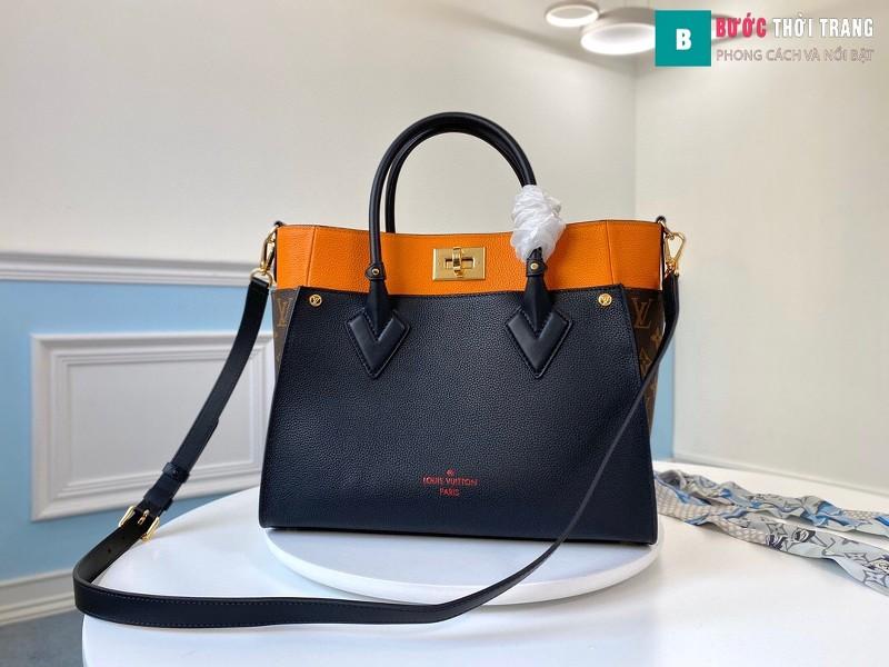 Túi xách LV Louis Vuitton On my side siêu cấp size 30.5 cm - M53823