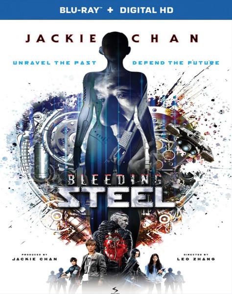 Bleeding Steel (2017) [DUBBED REMUX] *1080p BluRay* - FGT