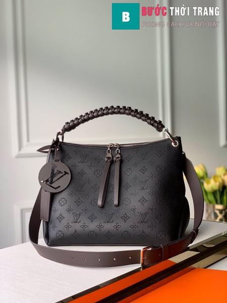 Túi xách LV Louis Vuitton Beaubourg Hobo siêu cấp màu đen size 32 cm - M56703