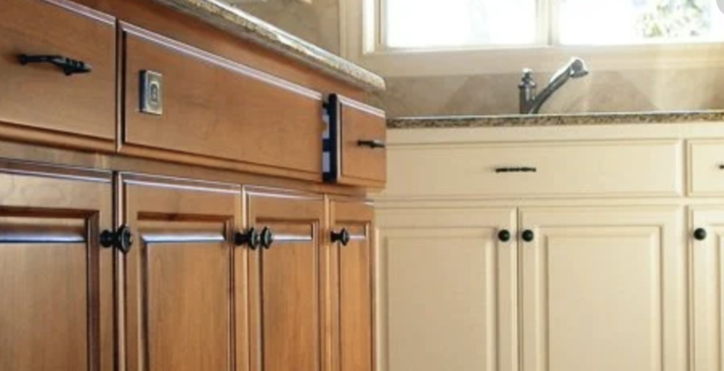 Kitchen Cabinet Refacing Pine Springs MN