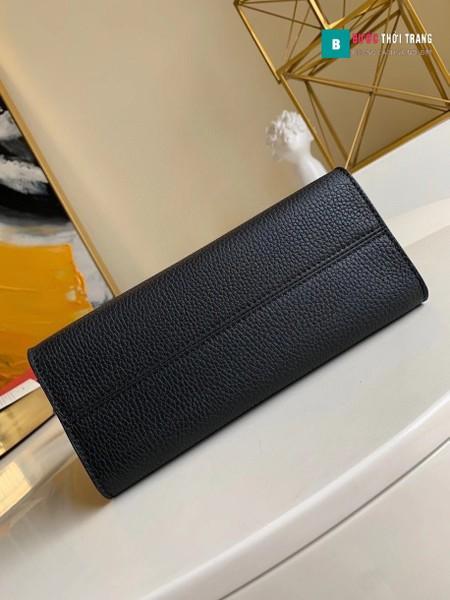 Túi LV Twist One Handle PM siêu cấp màu đen size 29cm - M57039