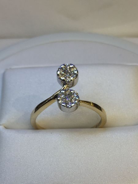 Jewelry Watches Cz Moissanite Simulated 2 11ct Round Cut