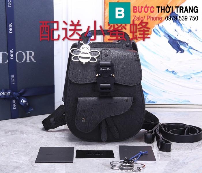 Túi ba lô Dior Homme Oblique siêu cấp da bê màu 4 size 19cm - 93313
