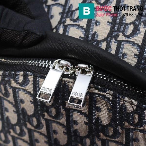 Túi ba lô Dior Homme Oblique siêu cấp vải casvan màu 8 size 30cm