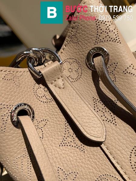 Túi xách Louis Vuitton Muria siêu cấp da bê màu galet size 25 cm - M55798