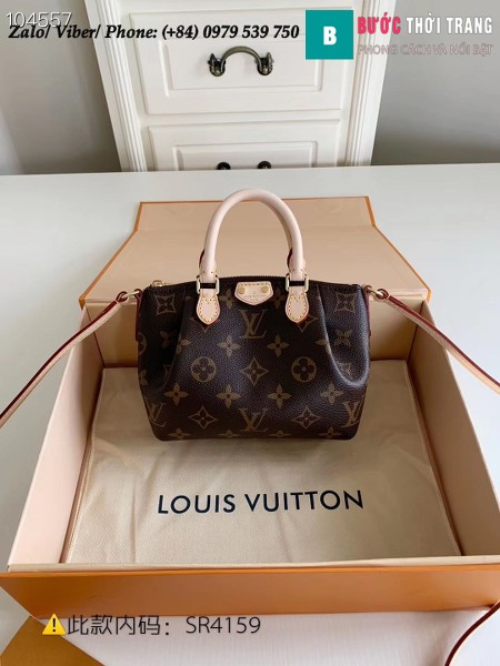 Túi Louis Vuitton Nano Turenne 2way shoulder bag - LV M61253