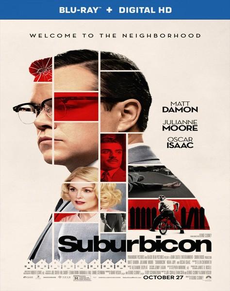 Suburbicon (2017) [REMUX] *1080p BluRay* - FGT - The Rostrum