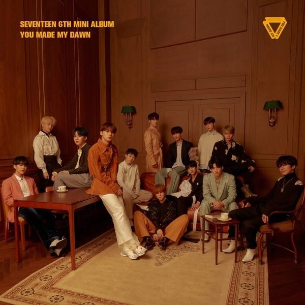 Download [Mini Album] SEVENTEEN – SEVENTEEN 6TH MINI ALBUM `YOU MADE