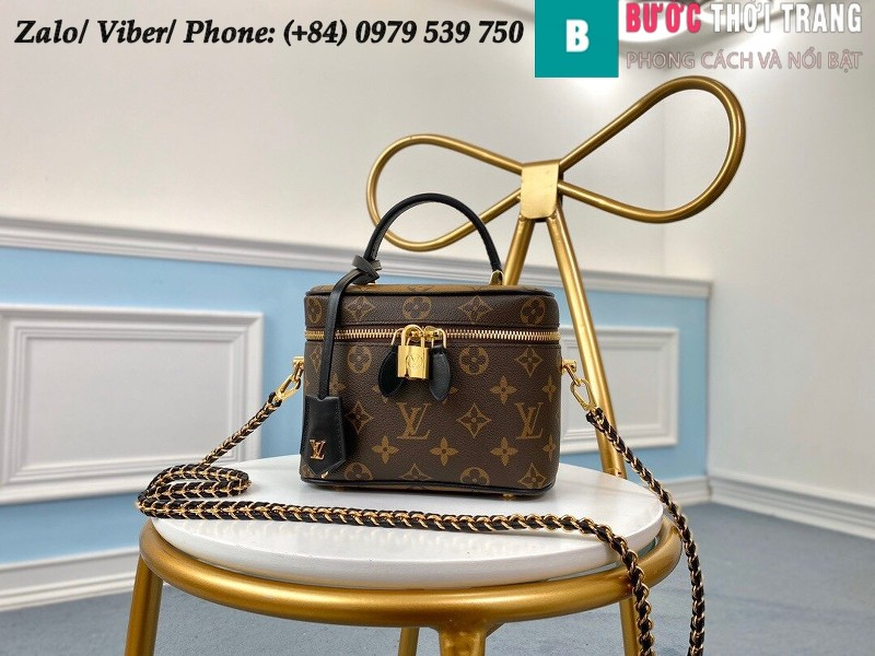 Túi Louis Vuitton Vanity PM Monogram - LV M45165