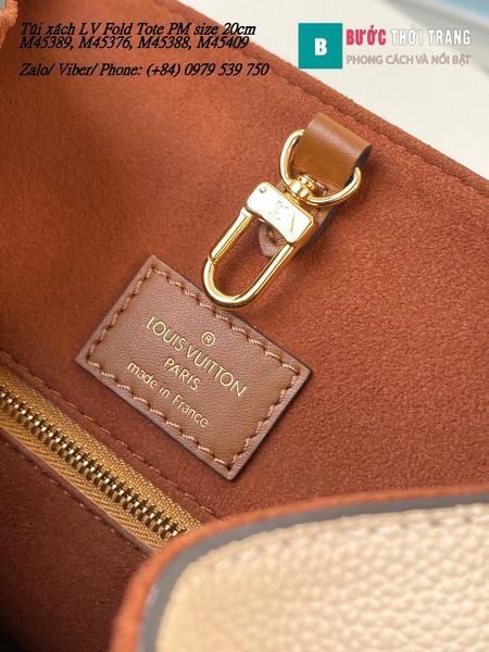 Túi Louis Vuitton LV Fold Tote PM siêu cấp - M45389