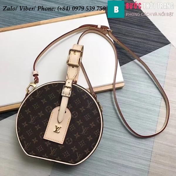 Túi Louis Vuitton Petite Boite Chapeau - LV M43510