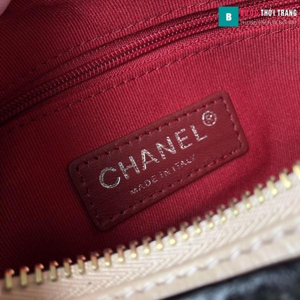 Túi xách Chanel Gabrielle  hobo bag siêu cấp màu da size 20cm - 91810